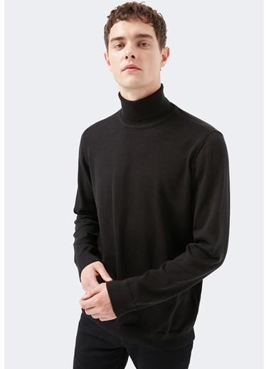 Mavi Kazak Siyah